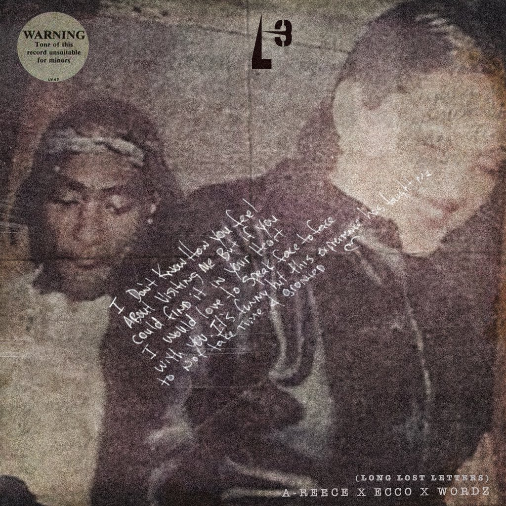 a-reece A-Reece, Wordz & Ecco Drop New 'L3' (Long Lost Letters) Project [Listen] Dfry2c WAAE9W9w