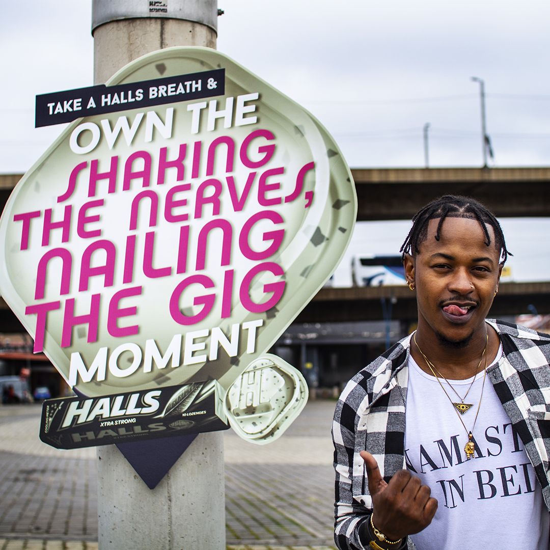 TAKE A HALLS BREATH AND #OWNTHEMOMENT Halls Insta 8 May Priddy Option 2 2 1