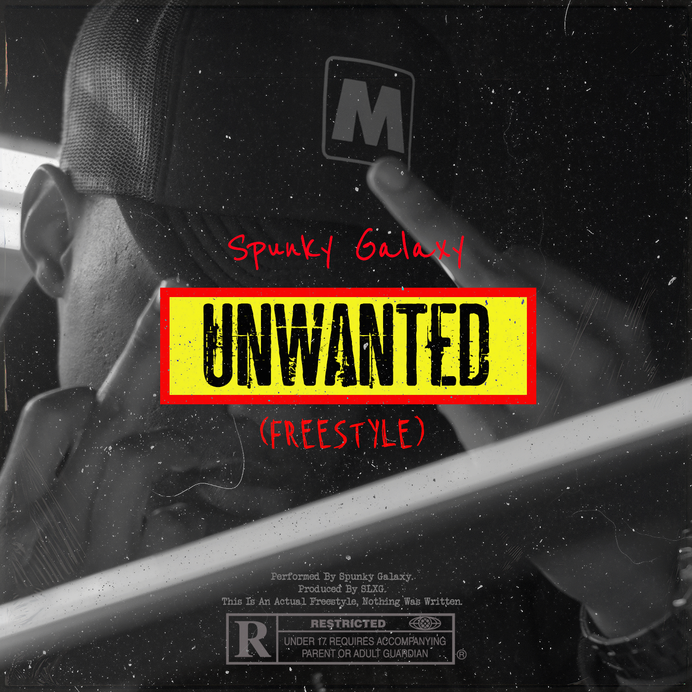 spunky galaxy Listen To Spunky Galaxy's 'WANTED' Freestyle UNWANTED