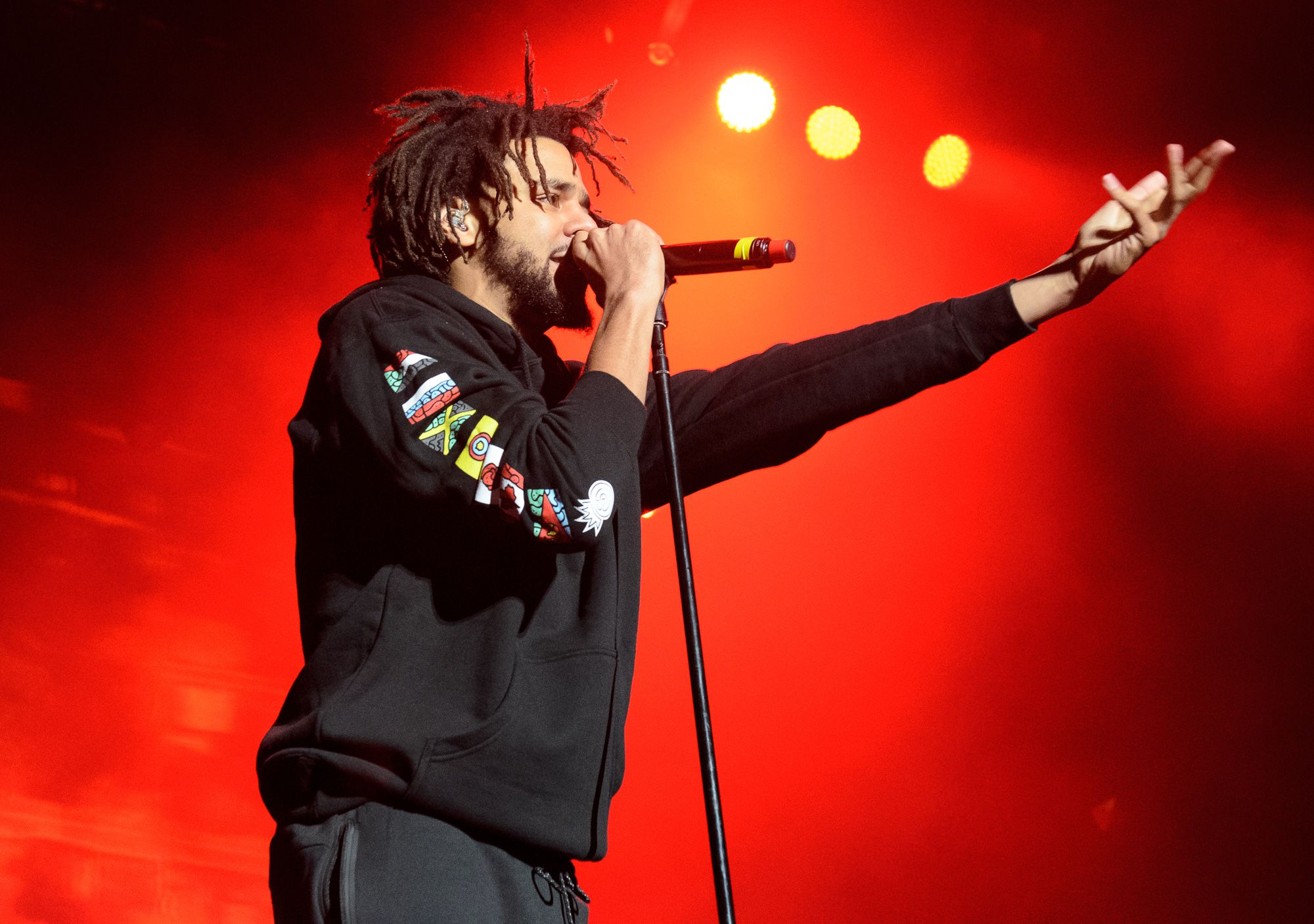 j. cole New J. Cole Song Teased [Listen] ben kaye the meandows j cole 3
