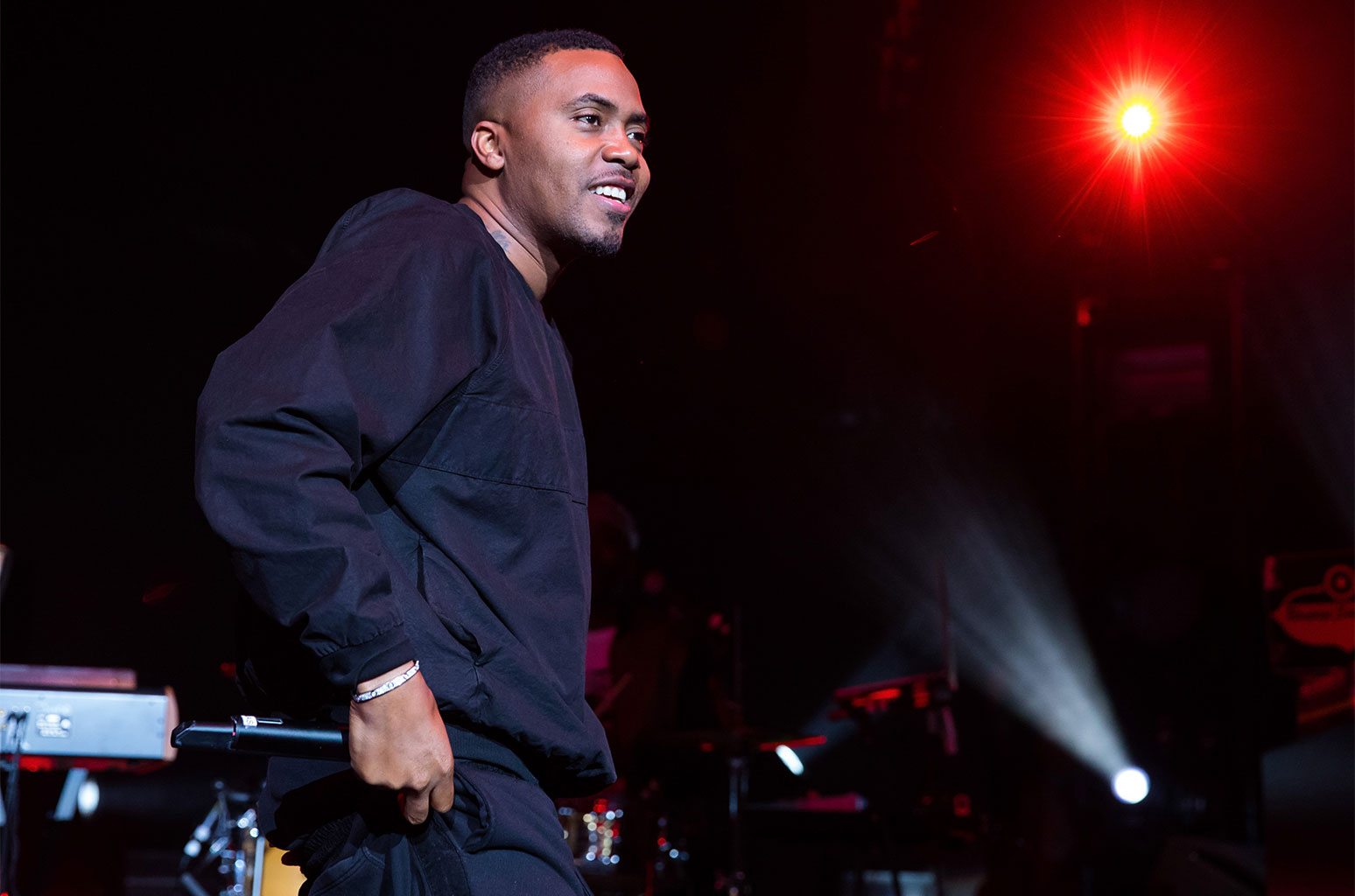 kanye west Here Is The Track-list For Nas' New Album Dropping Tomorrow nas sept 2017 billboard 1548