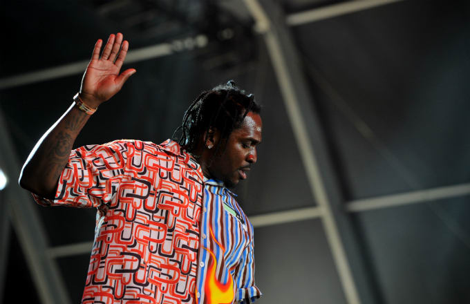 pusha-t Watch Pusha-T's New 'If You Know You Know' Video pusha t