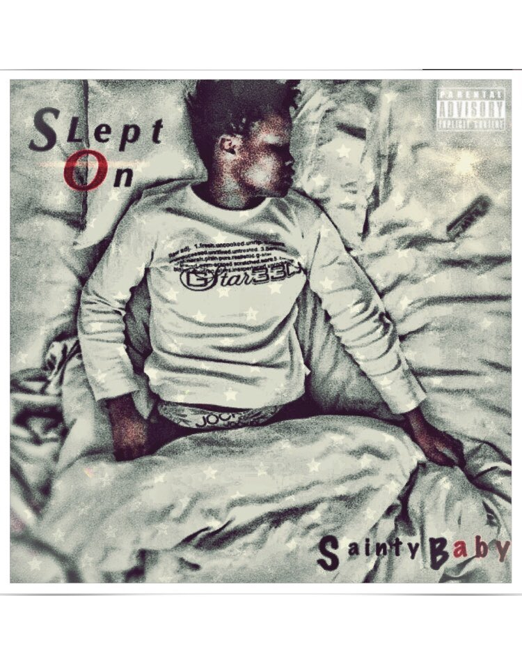 Listen To Sainty Baby's 'Slept On' Debut EP Dh7V61tXUAQnVFa