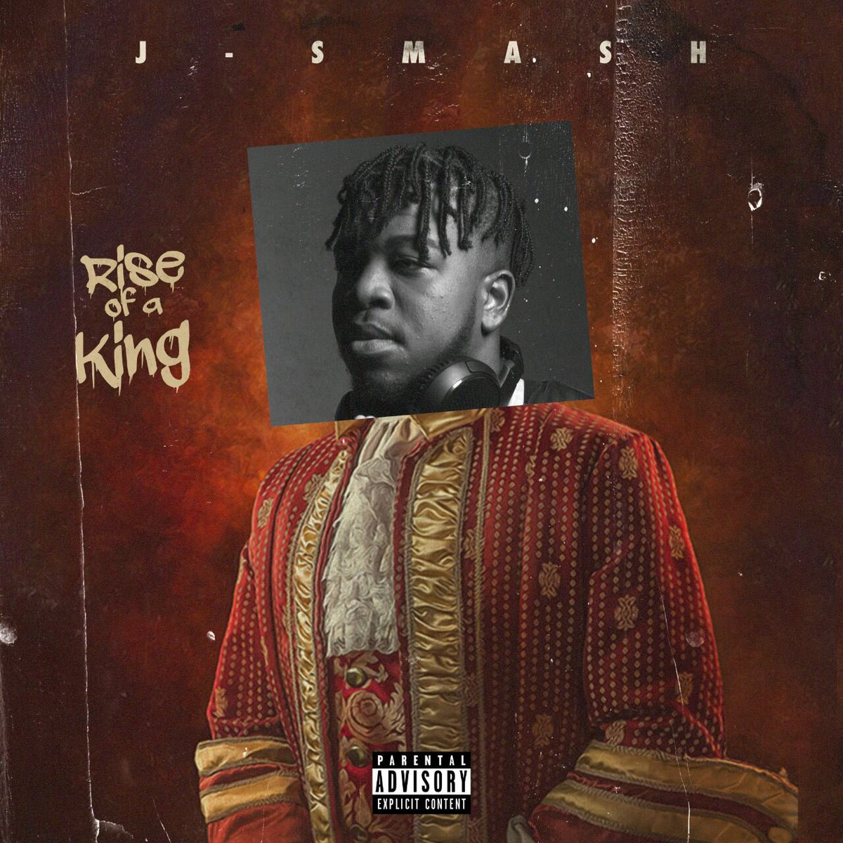 j-smash J-Smash Drops New 'Rise Of A King' EP [Listen] Dh8AhURX4AAUcFC