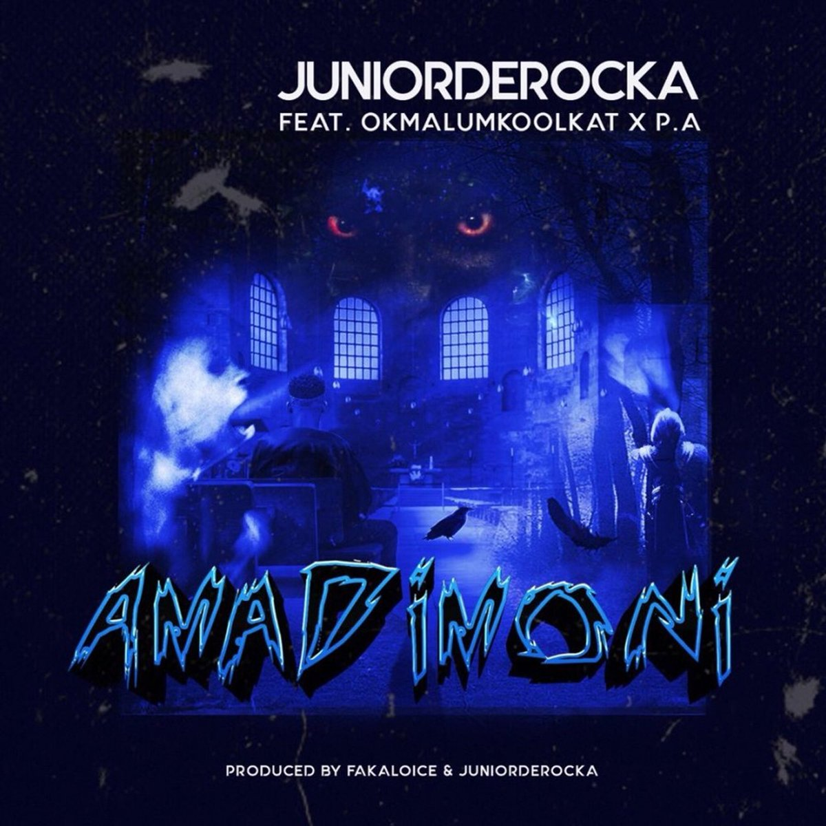 junior de rocka Junior De Rocka Drops New #AMADIMONI Single Ft. OkMalumKoolkat & P.A [Listen] DiiEr6kX0AAtv4E