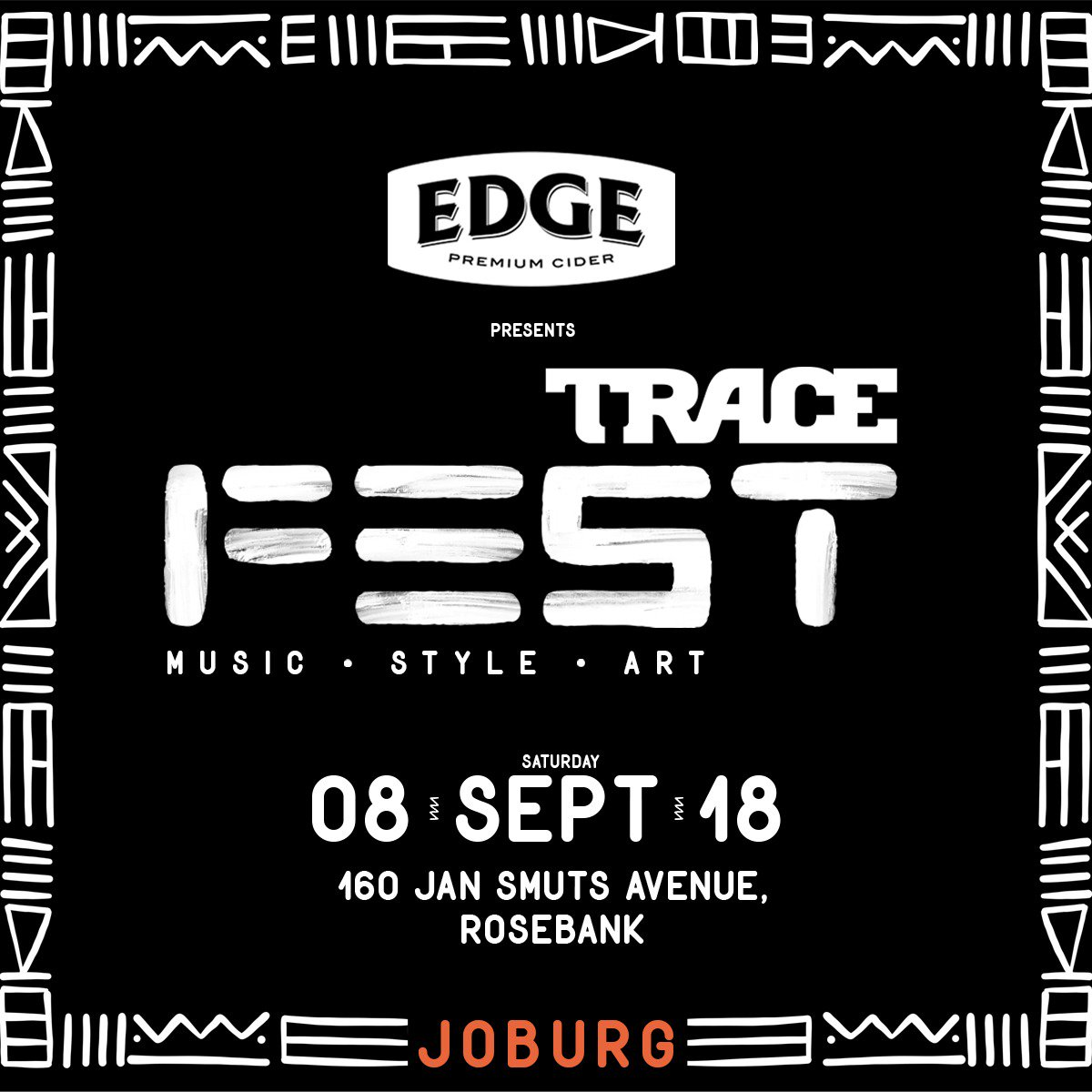 Stand A Chance To WIN! 3 VIP Tickets To TRACE Fest The ULTIMATE BLOCK PARTY DjgKYS WwAA4fmW