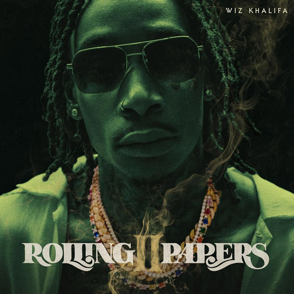 80d93269acfc wiz khalifa Wiz Khalifa Drops New   8216 Rolling Papers 2  8217