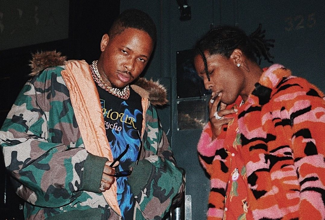 [object object] Watch YG's Latest 'Handgun' Video Ft. A$AP Rocky yg asap rocky