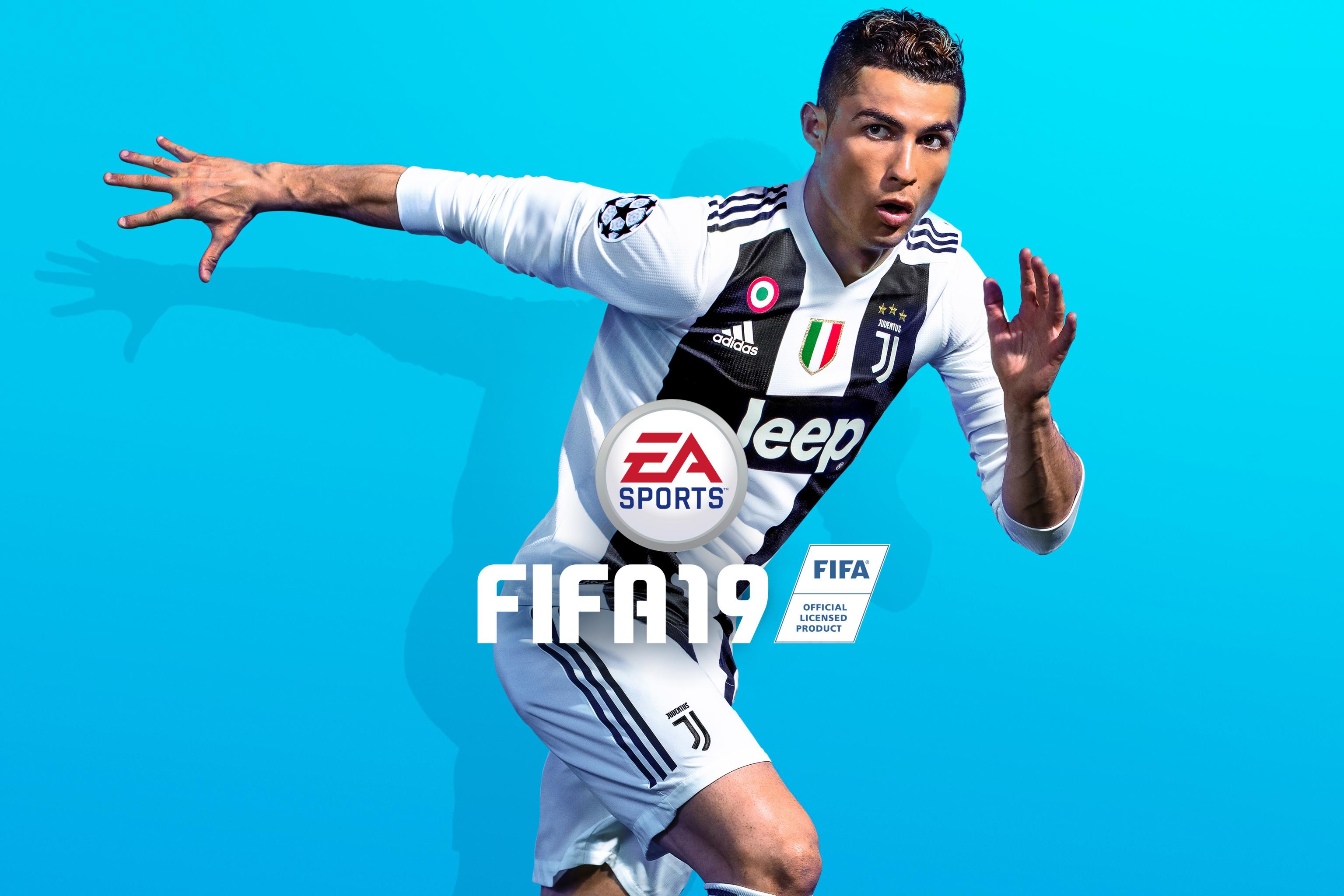fifa 19 Cristiano Ronaldo & Neymar Land FIFA 19 Cover [Watch] 75da9a20a992ae7b8b1d18f6ee3fb8a4 crop north