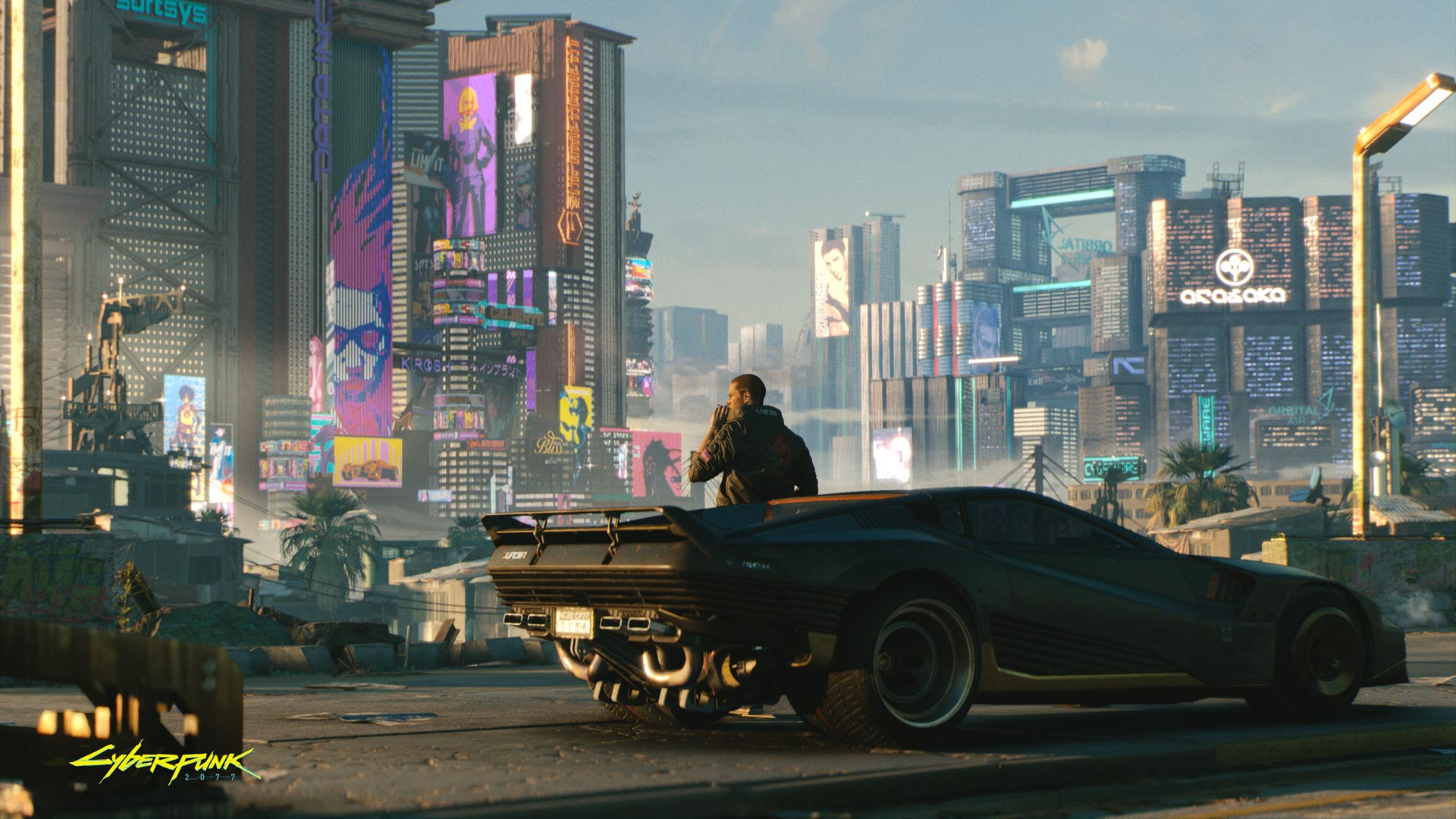 Upcoming 'Cyberpunk 2077' Game Shares 48 Minutes Gameplay [Watch] A mercenary on the rise en