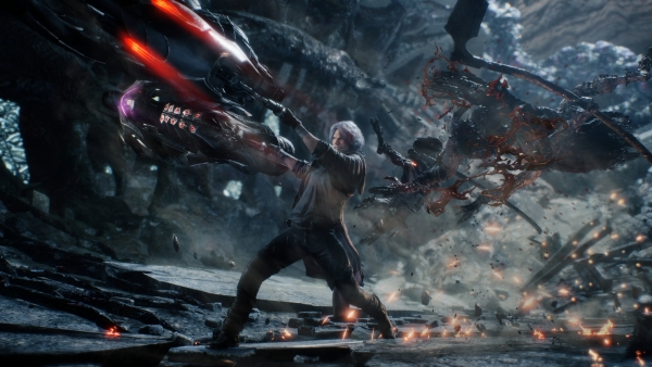 Capcom Drops New 'Devil May Cry 5' Gameplay Trailer [Watch] DMC5 Dated 08 21 18