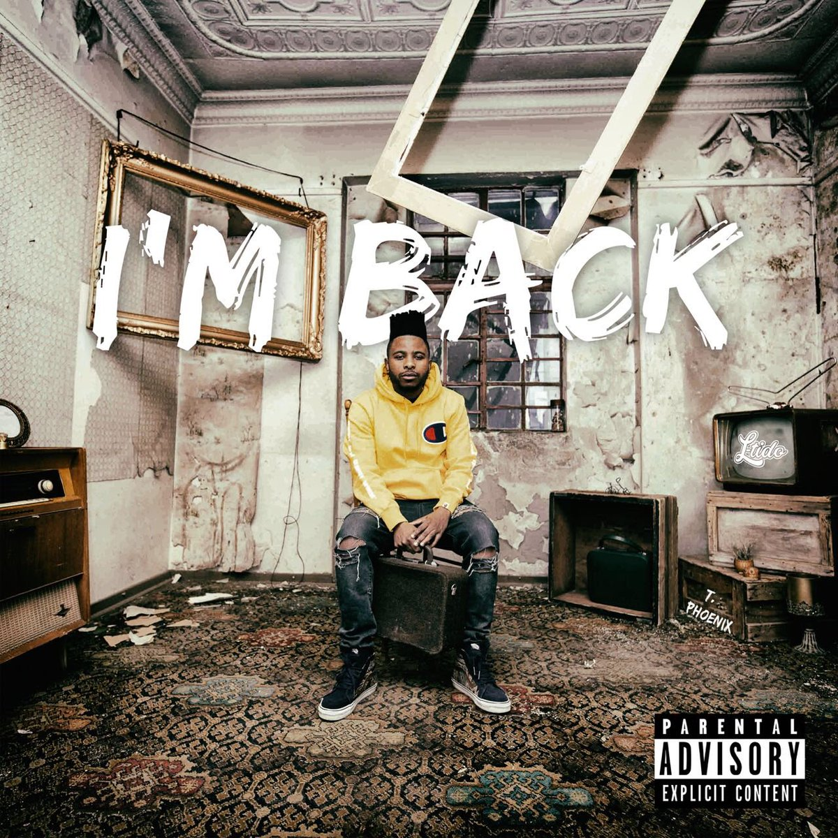 l-tido L-Tido Drops New 'I'm Back' Visuals Ft. T Phoenix [Watch] Dh8ApwCXkAEZQ0z