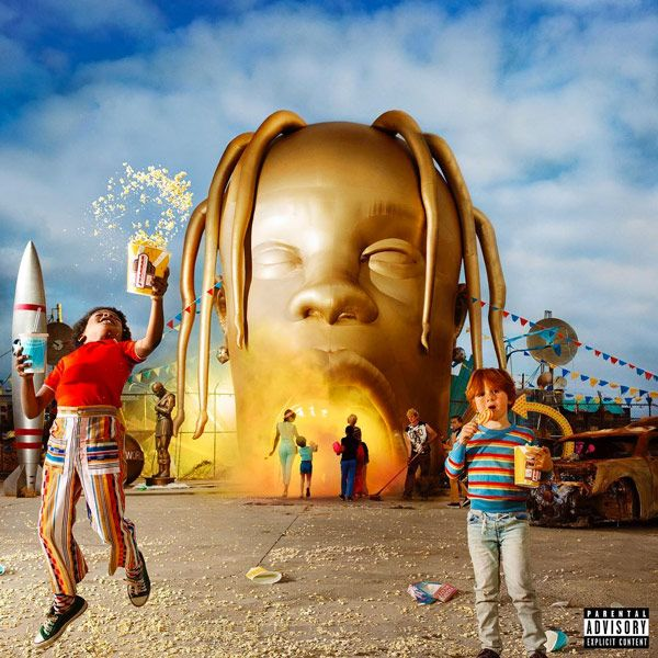 travis scott Travis Scott's 'Astroworld' Album Dethrones Drake's 'Scorpion' For #1 On Billboard Albums Chart Djhq4pkX0AEGZ K