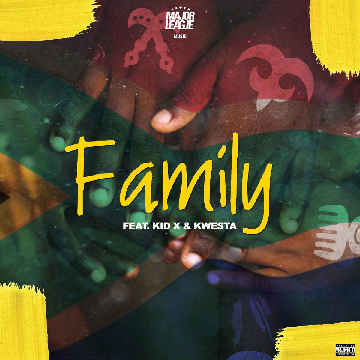 major league djz Listen To Major League DJZ New 'Family' Song Ft. Kwesta & Kid X DlvuucoXcAAS Vx