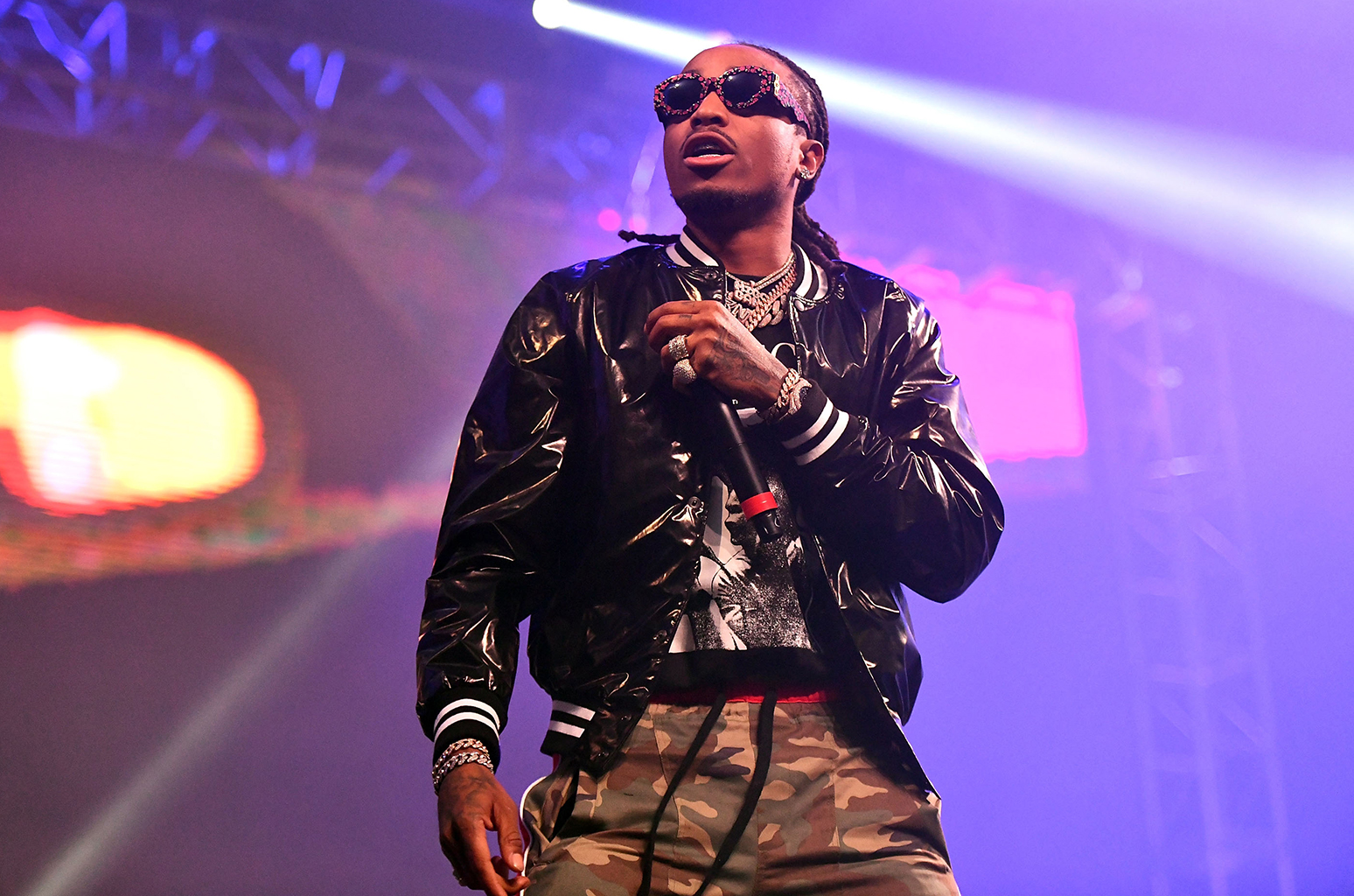 quavo Quavo Drops New 'Lamb Talk' Video [Watch] Quavo Reportedly Charged With Battery Over Vegas Scuffle
