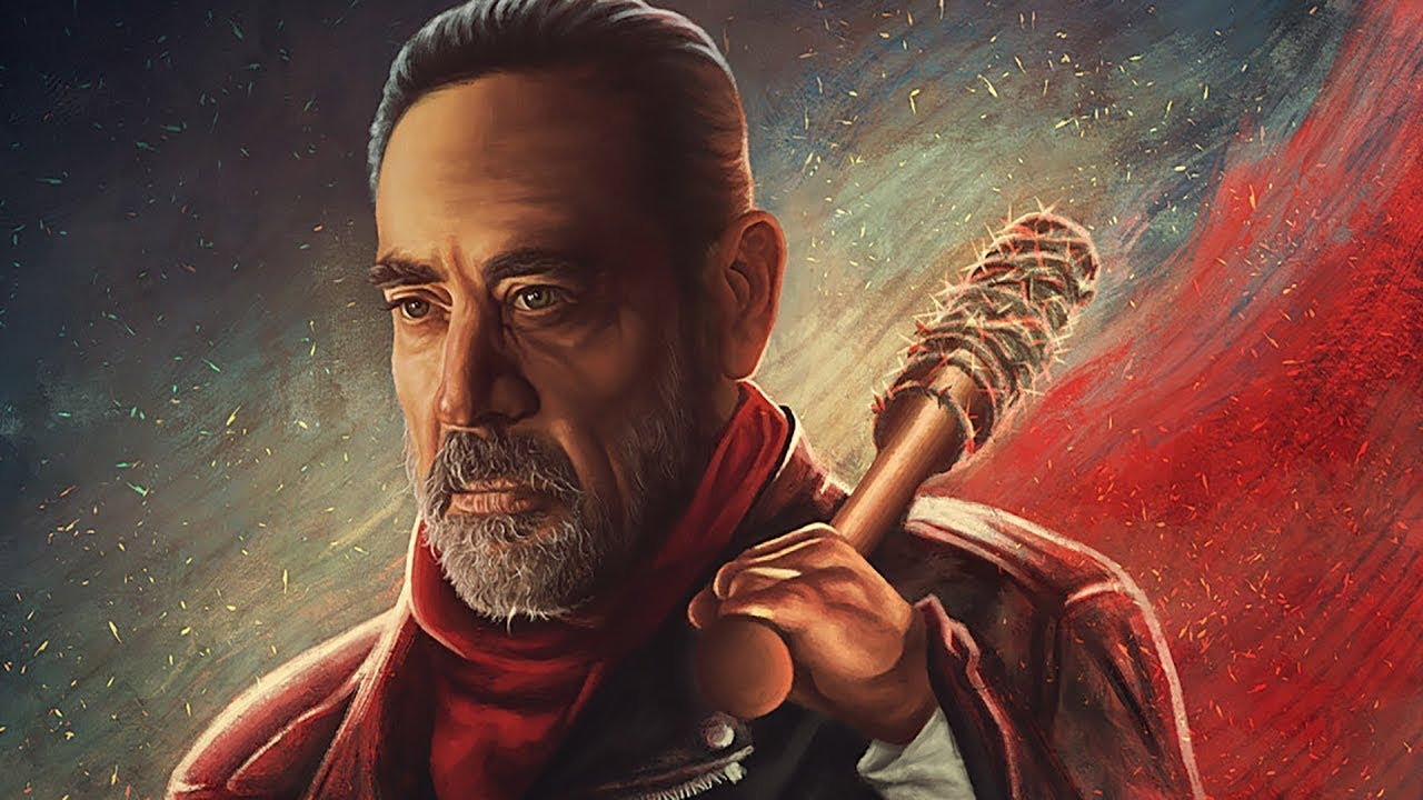 the big hash The Big Hash's 'Circles' Music Video Is Ready To Drop Tekken 7 Negan