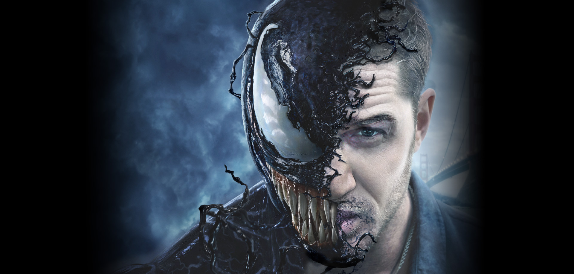 venom Checkout This Epic New 'Venom' Movie Trailer bg