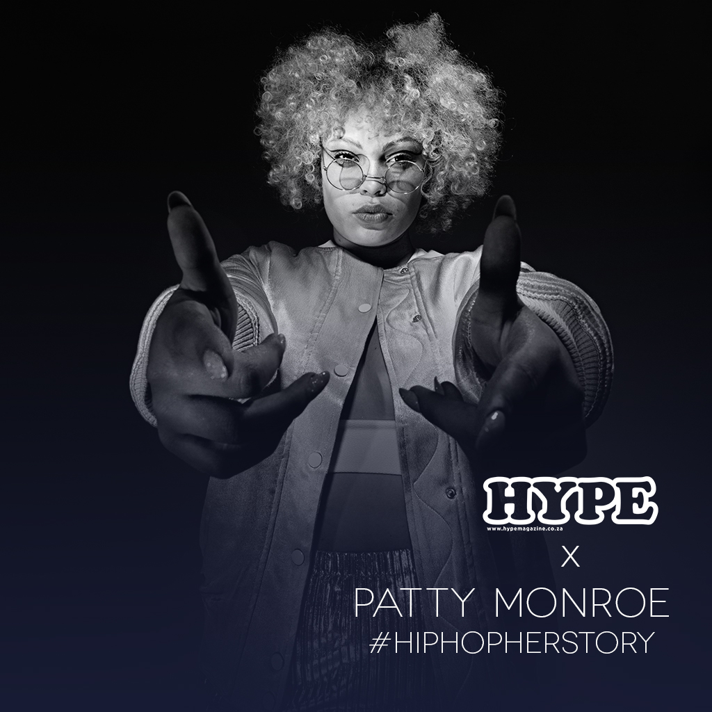 patty monroe HYPE Magazine Interviews Patty Monroe For #HipHopHerstory castle lite herstory Patty Monroe