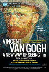 Ster-Kinekor Cinema Nouveau To Screen Encore Of Vincent Van Gogh: A New Way Of Seeing download