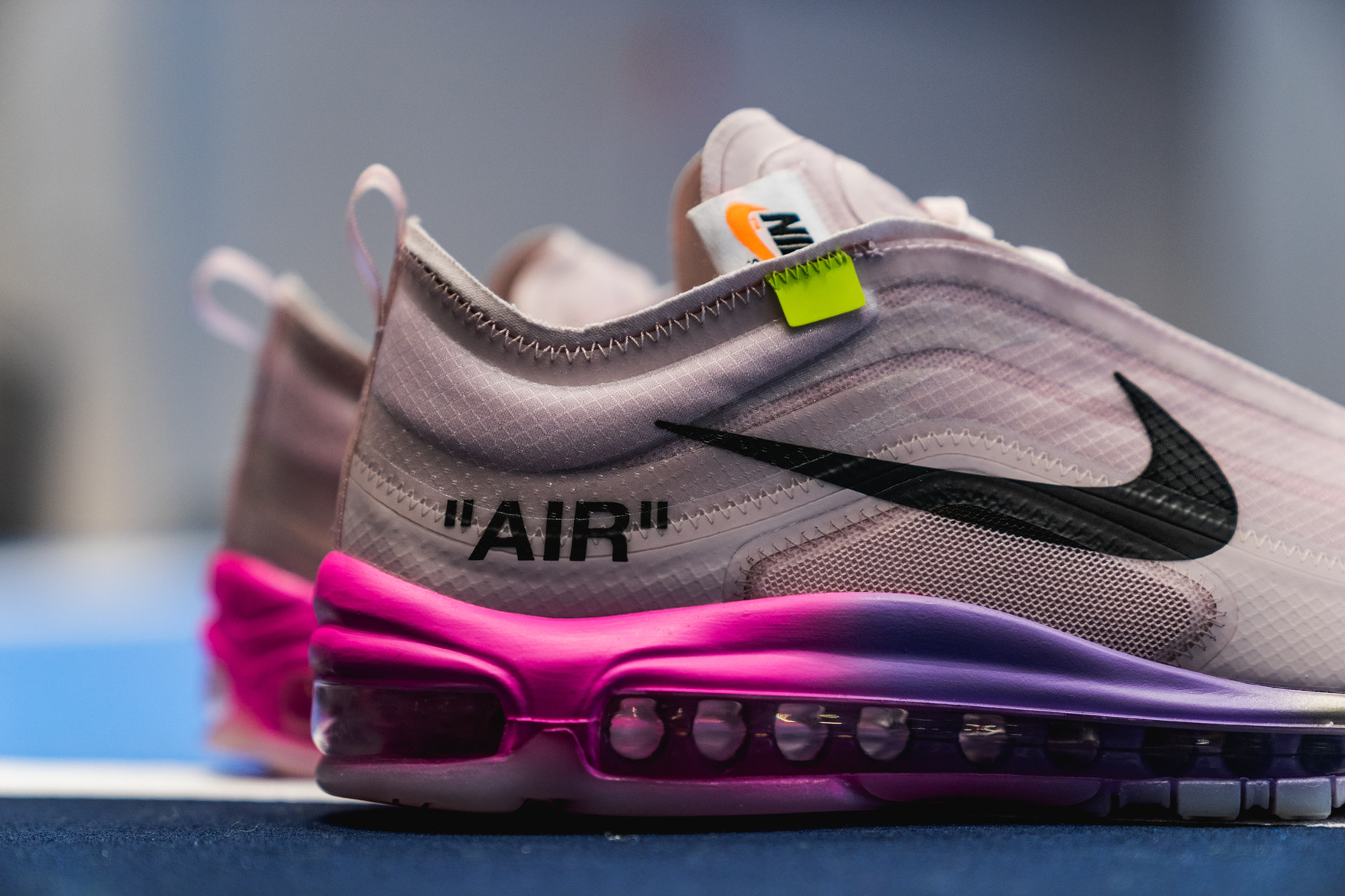 "39e88d63ff Peep Images Of Serena Williams' Off-White™ x Nike ""QUEEN"" Collection ..."