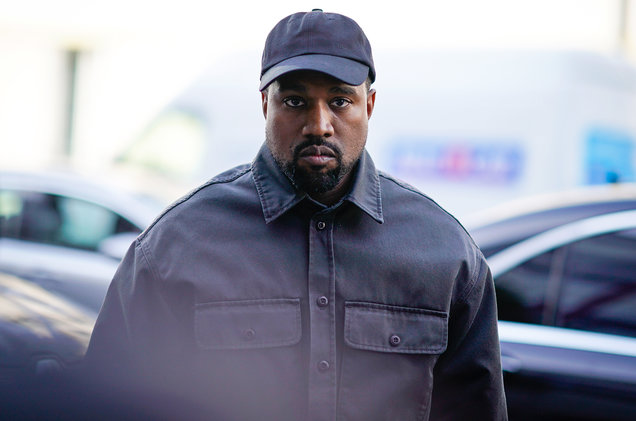 Kanye West Felt That His Rants Were Unhealthy So That's Why He Deletes His Accounts kanye west june 24 2018 billboard 1548