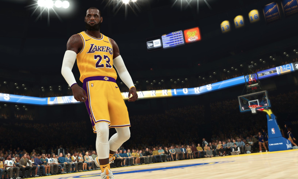 nba 2k19 Watch Travis Scott Talk Executive Producing 'NBA 2K19' Soundtrack lebron 2k19