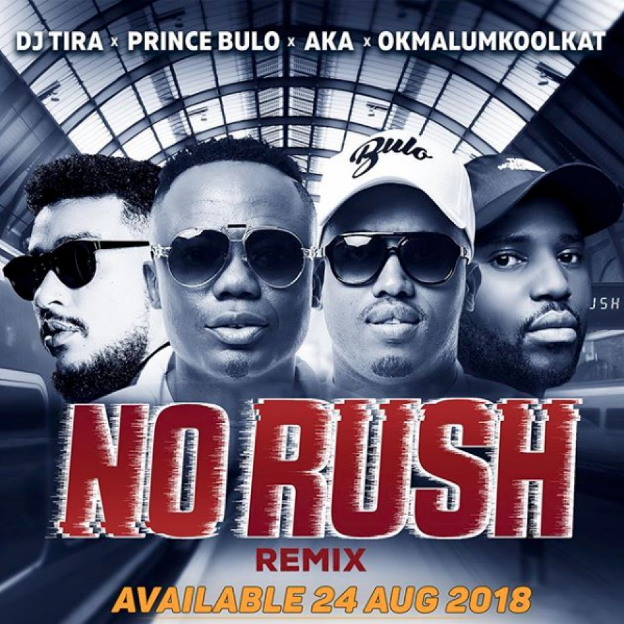 dj tira DJ Tira Shares Artwork & Drop Date For New #NoRushRemix Ft. AKA, OkMalumkoolkat & Prince Bulo thumb 102301 900 0 0 0 auto