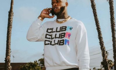 Watch Tory Lanez's New 'DrIP DrIP DrIP' Music Video Ft. Meek Mill tory lanez explains why he punched fan in crowd 2018 1080x780 400x240