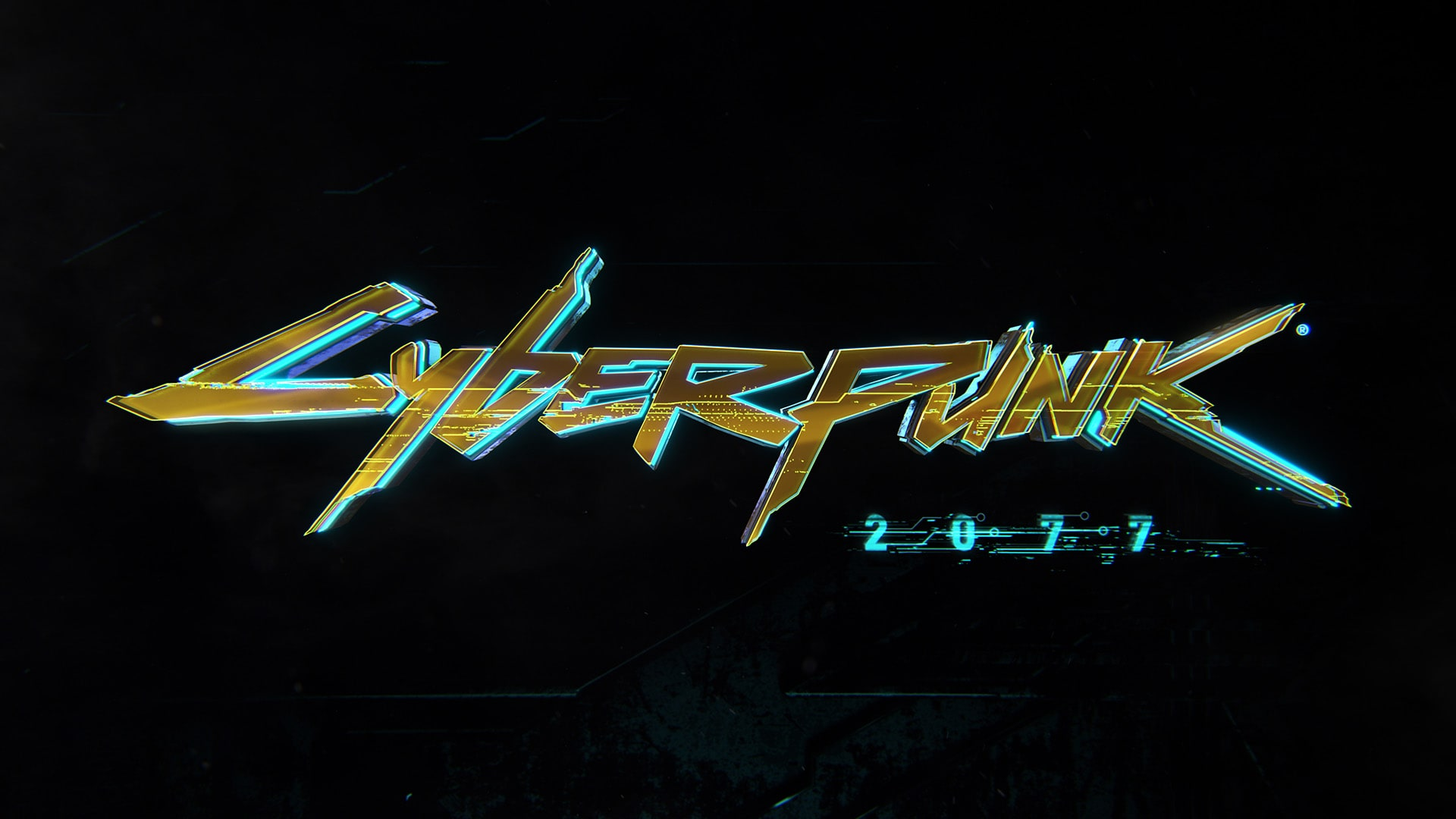 Upcoming 'Cyberpunk 2077' Game Shares 48 Minutes Gameplay [Watch] trailer logotype en