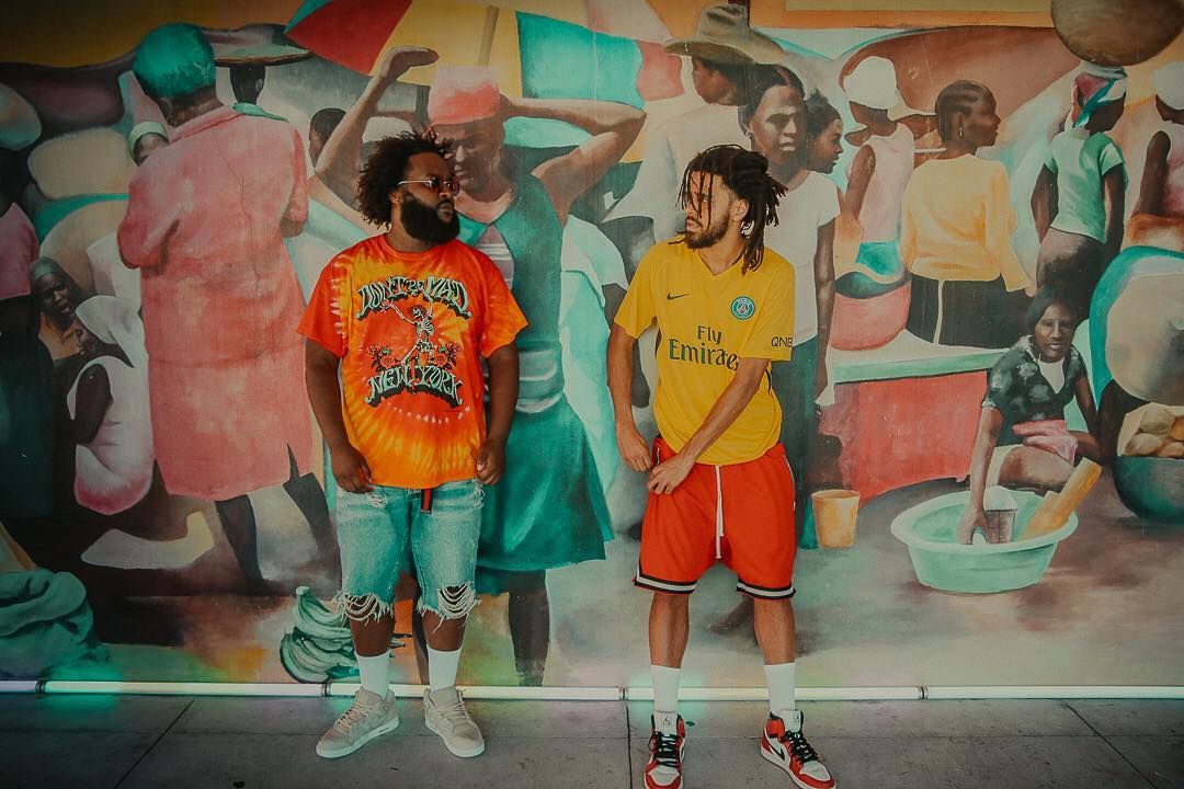j cole Bas & J. Cole Drop New 'Tribe' Song & Video [Watch] video bas tibe feat j cole