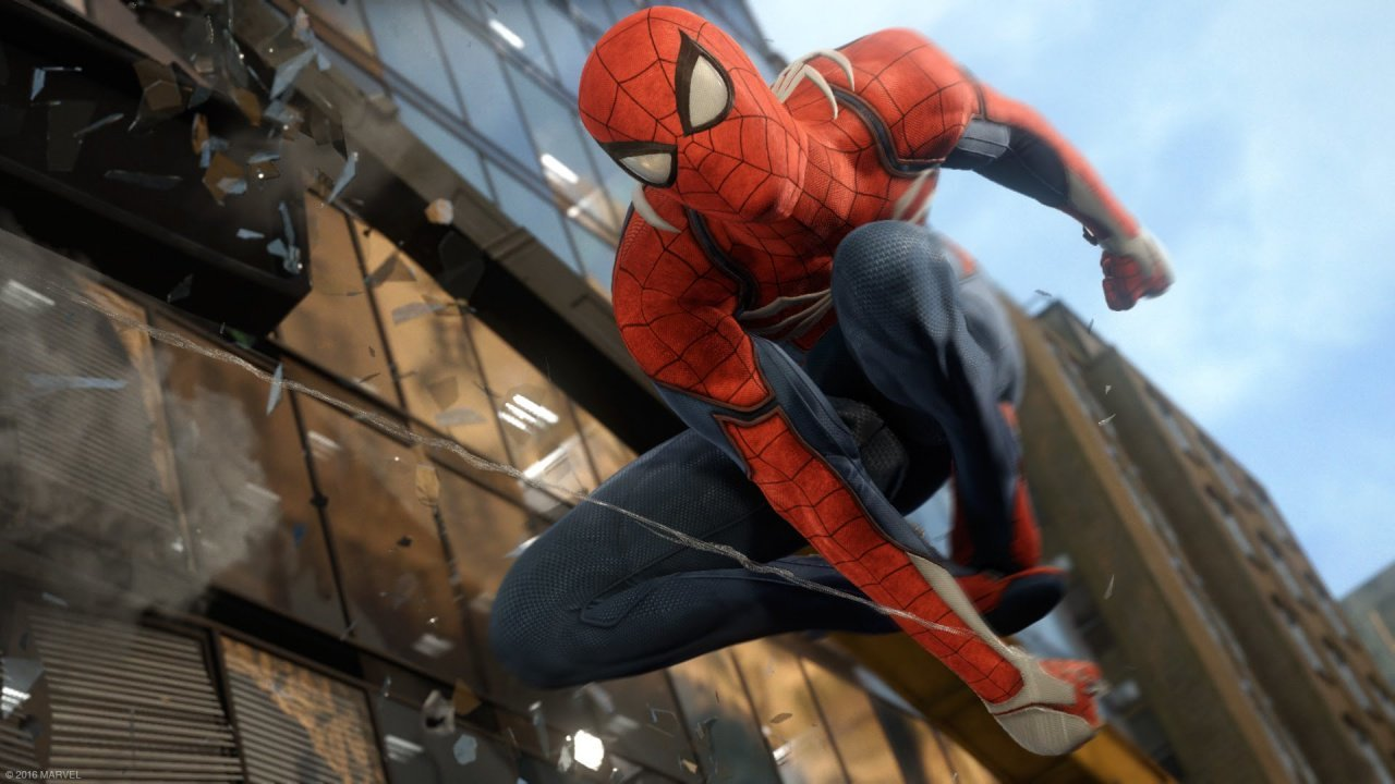 marvel's spider-man 'Marvel's Spider-Man' New Game Plus Confirmed 3393264 spider man ps4