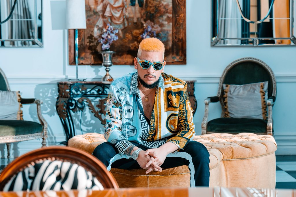 Watch AKA's New 'Fela In Versace' Music Video Ft. Kiddominant AKA Fela In Versace Video shoot 3