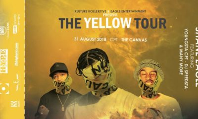 #theyellowtour Scenes From The #TheYellowTour – CPT Dl7buu0XgAAmLU3 400x240