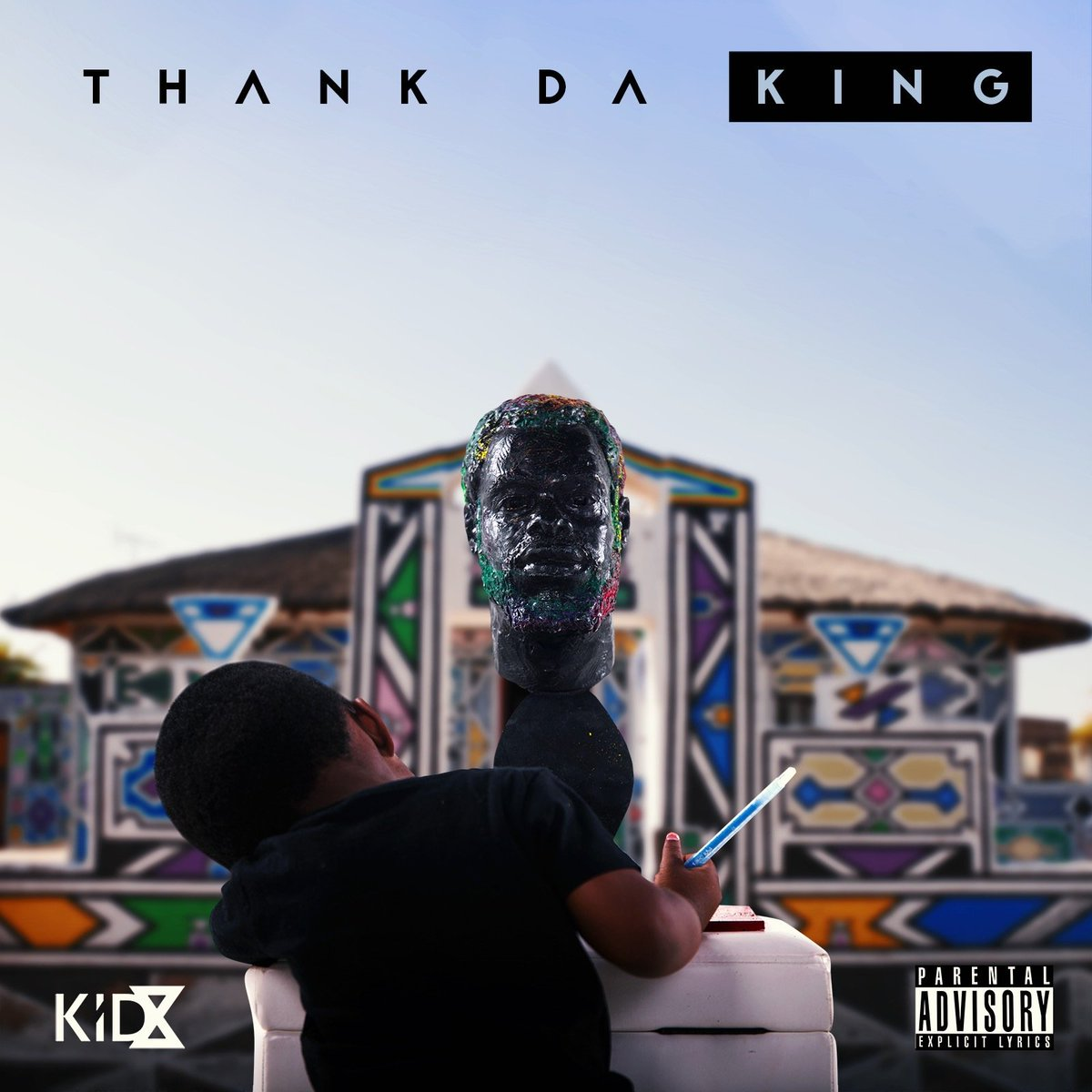 Listen To Kid X's New 'Thank Da King' Album DnisJ0oWwAInj2E