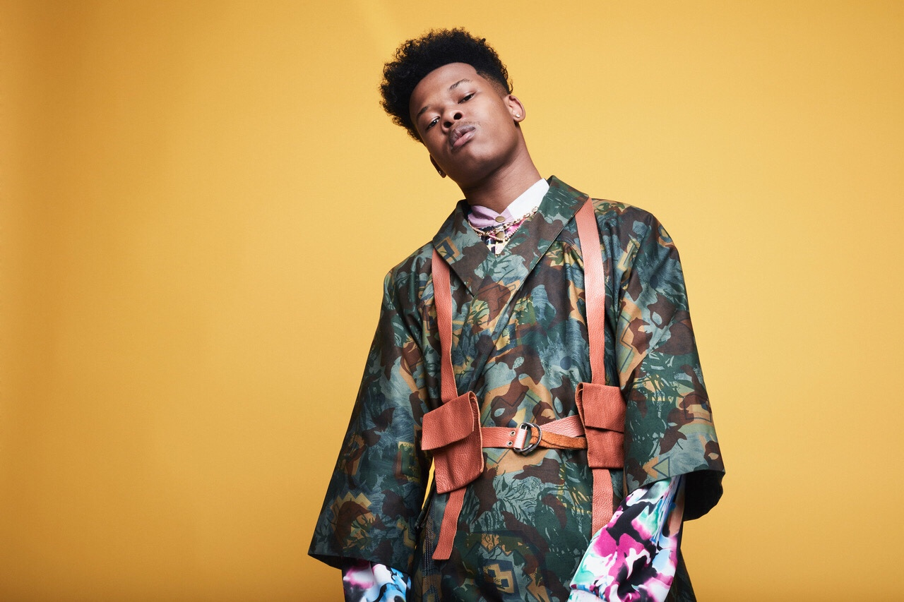 nasty c Nasty C Currently In Studio With No I.D. Nasty C