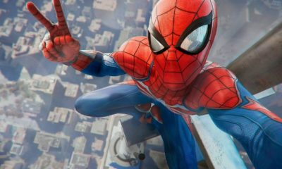 The 'Spider-Man' PS4 Game Is Said To Be The Start Of An Interconnected 'Marvel' Gaming Universe SPIDER MAN PS4 400x240