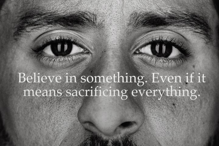 "colin kaepernick Watch The New Nike ""Just Do It"" Ad Voiced By Colin Kaepernick colinkaepernick2"