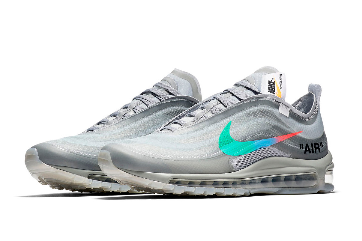 "low price 1987f 73990 New Off-White™ x Nike Air Max 97 ""Menta"" Sneaks https hypebeast"