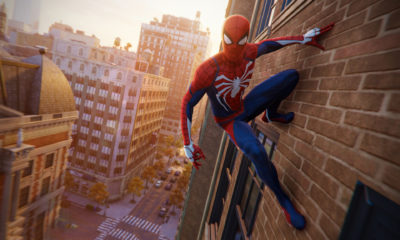'Spider-Man' Is PlayStation's Fastest-Selling Game spiderman ps4 game 2018 4k fc 2048x1152 400x240