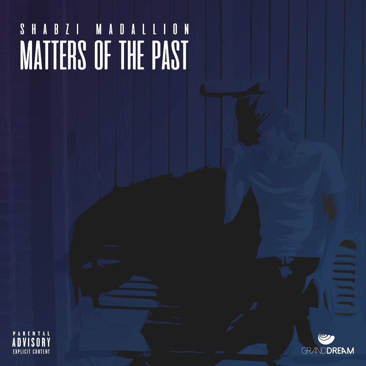 Shabzi Madallion Drops New 'MATTERS OF THE PAST' Project [Listen] z