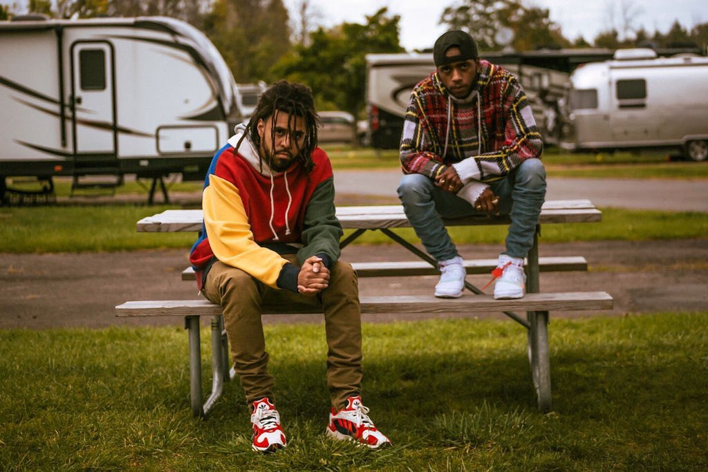 6lack Watch 6LACK & J. Cole's New 'Pretty Little Fears' Music Video 6lack j cole v