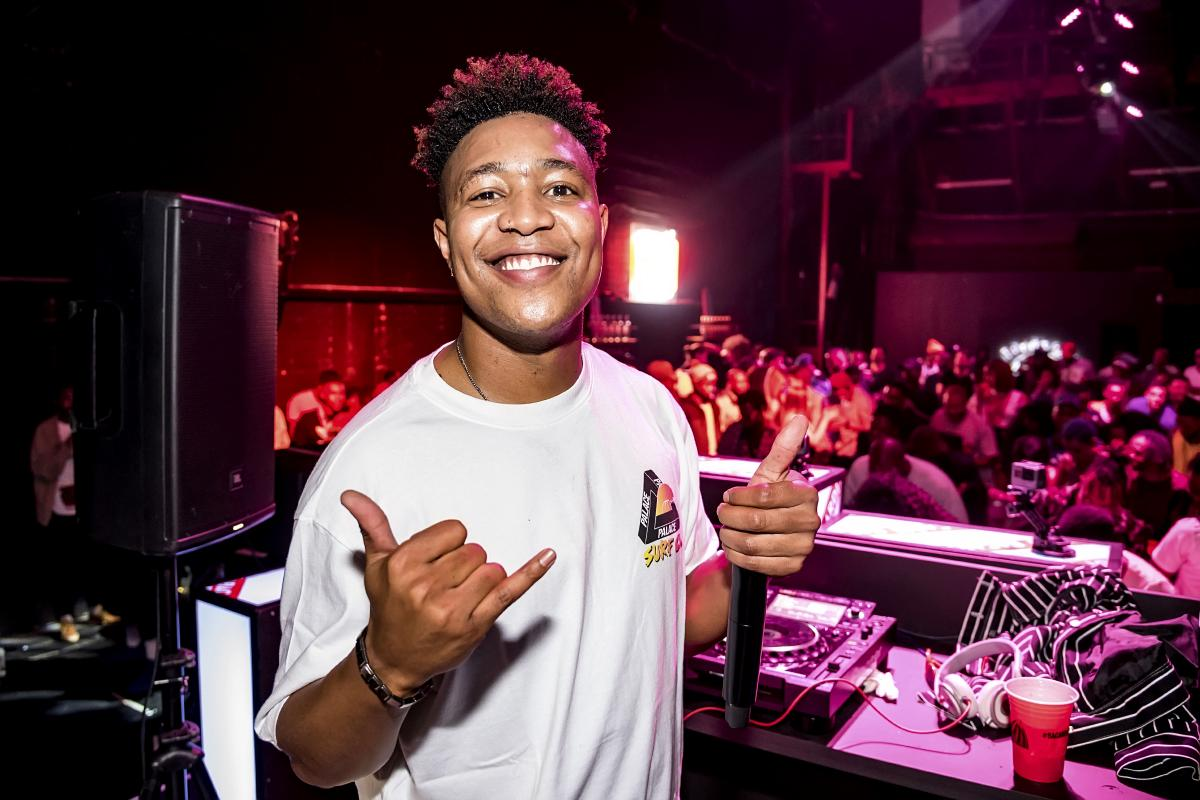 captain marvel Peep The First Official Look At 'Captain Marvel' DJ Speedsta
