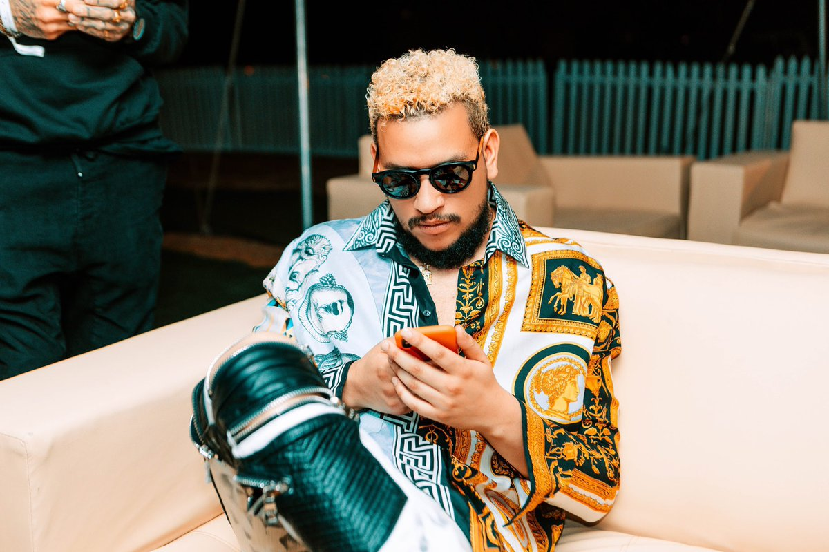 AKA Announces New Partnership With SONY Music Africa & Vth Season Do6MEQiXUAEWm5j