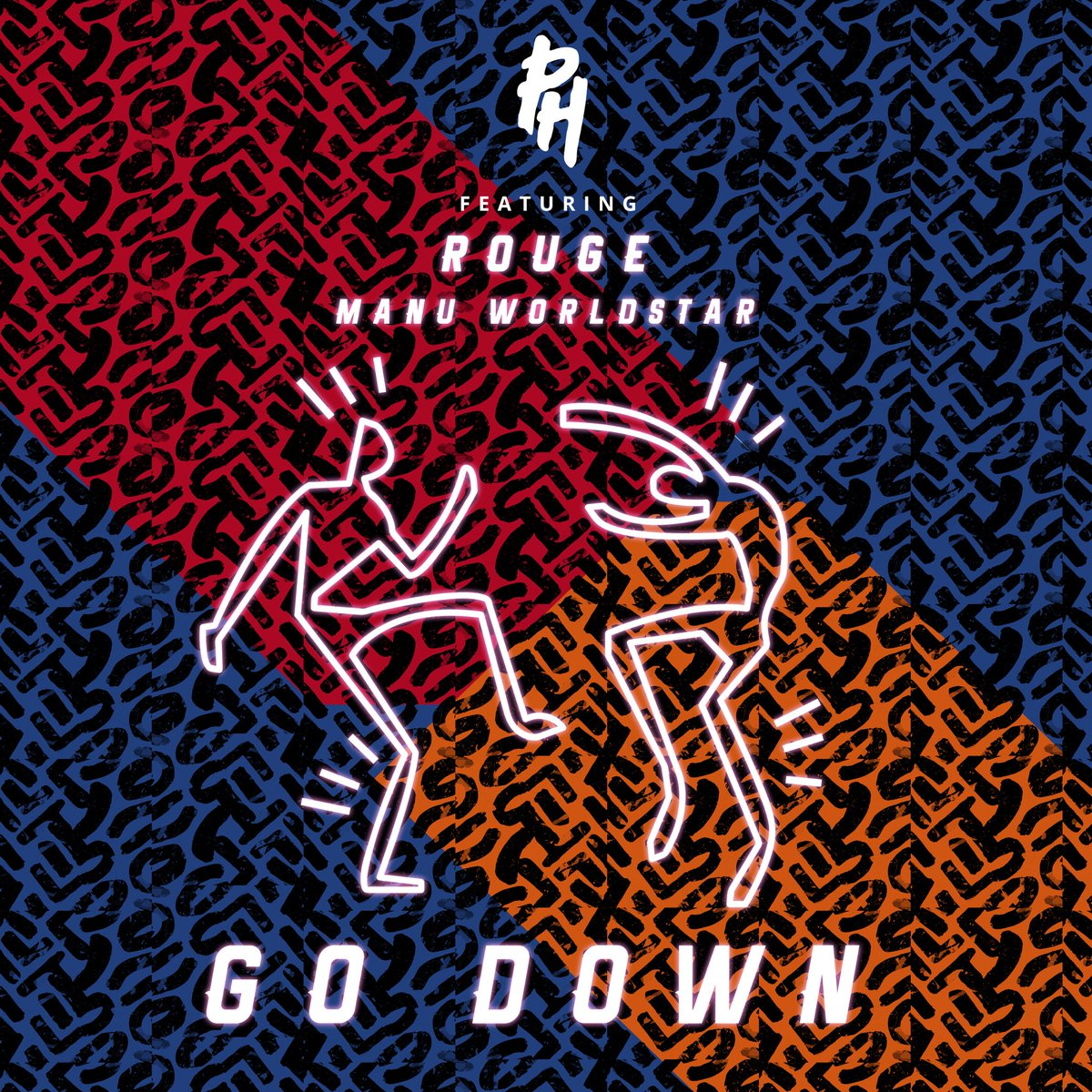 dj ph Have You Heard DJ PH's New 'Go Down' Song Ft. Manu Worldstar & Rouge Yet? Dq0dX6tXgAAfPuT