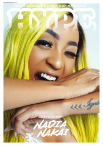 NADAI NAKAI: POWER – QUEEN – BRAGGA (COVER STORY) PT. 2 HYPE Cover Story Nadia 3 212x300