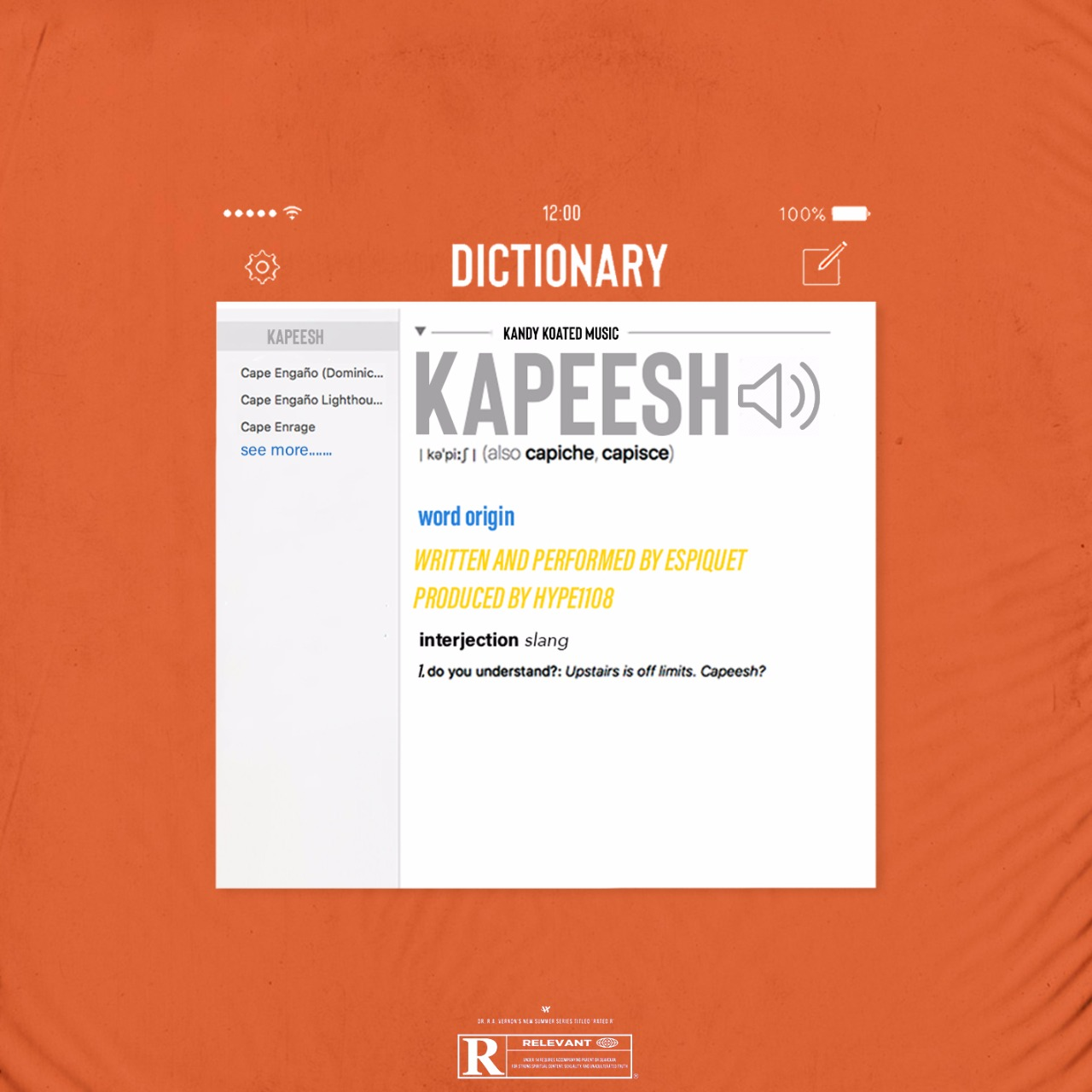 espiquet Espiquet Drops New 'KAPEESH' Joint [Listen] IMG 20181003 WA0063 1