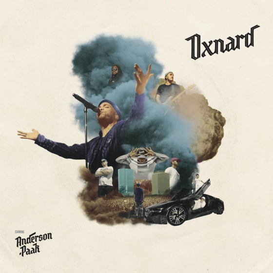 Anderson .Paak's Shares 'Oxnard' Album Tracklist Ft. Dr. Dre, J. Cole, Pusha T & More Screen Shot 2018 10 14 at 7
