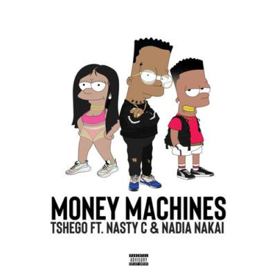 tshego Tshego Drops New 'Money Machines' Joint Ft. Nasty C & Nadia Nakai [Listen] Ths