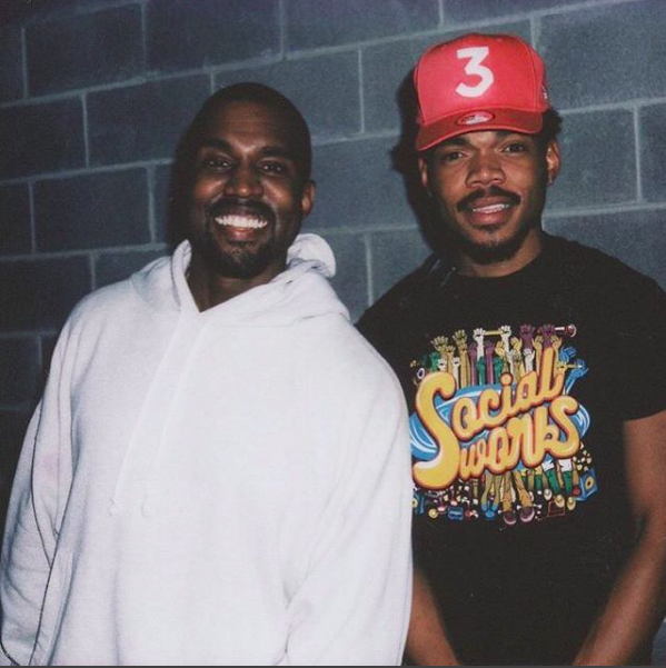 chance the rapper Chance The Rapper Has Doubts About His 'Good Ass Job' Collab Album With Kanye West [Watch] chance the rapper kanye album