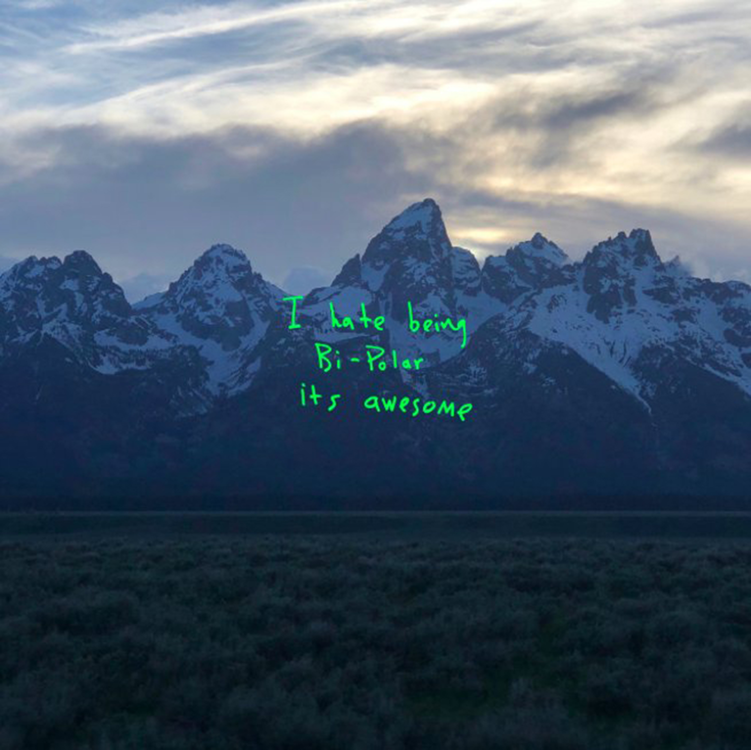 Kanye West's 'Ye' Album Just Hit Gold Status kanye west